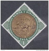 SAMOA, 1976 US BICENT 1 MNH - Samoa