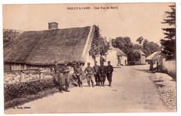 3861 - Mailly Le Camp ( 10 ) - Une Rue De Mailly - A.Verry édit. - - Mailly-le-Camp