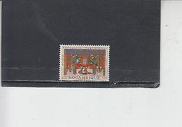 MOZAMBICO  1969 - Yvert  551 - D.Manuel - Mozambico