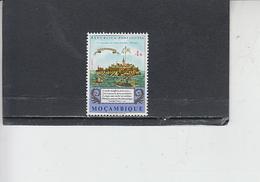 MOZAMBICO  1972 - Yvert  562 - Camoens - Mozambico
