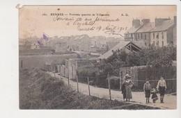 26668 Rennes 35F -nouveau Quartier Villeneuve -enfant -ed AG 160 -  Chateau Montagne Guerche Bretagne - Rennes