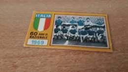 Figurina Calciatori Panini 1969/70 - Nazionale 1969 - Edizione Italiana