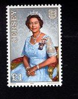 703476229 GREAT BRITAIN  JERSEY POSTFRIS MINT NEVER HINGED POSTFRISCH EINWANDFREI  SCOTT 389 ELIZABETH II - Jersey