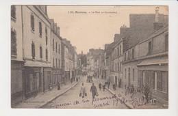 26670 Rennes 35F Rue Le Graverend -ed 1190 Mary-R-  Chateau Montagne Guerche Bretagne - Rennes