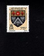 703478122 GREAT BRITAIN  JERSEY POSTFRIS MINT NEVER HINGED POSTFRISCH EINWANDFREI  SCOTT 388 ARM TYPE - Jersey