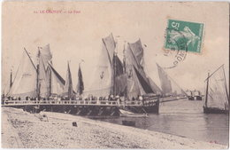 80. LE CROTOY. Le Port. 22 - Le Crotoy