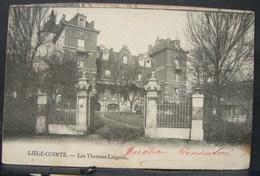 JL. 40. Liège-Cointe. Les Thermes Liégeoises. - Liege