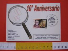 A.01 ITALIA ANNULLO - 1998 PETTINENGO BIELLA SAGRA DELLA CASTAGNA PRO VAGLIO CALDARROSTE FRUTTA - Frutta