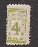 Jersey 1920 - 1950's Loyalty Saving Stamps (Ungummed) - Jersey
