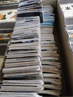 Lot + 1100 Cartes Postales Semi-Modernes FRANCE - Années 1950 - 1960 - ENSEMBLE TRES INTERESSANT -- De BELLES ANIMATIONS - Cartes Postales