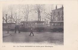 Le Train Renard  En Route Pour Montagny  PRIX FIXE - France