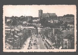 Liège - Boulevard De La Sauvenière Et Eglise St Martin - Liege