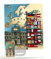 Carte Maximum  1986 Conference Securité - Maximum Cards & Covers