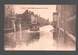Liège - L'Union Civique Belge Secourant Les Sinistrés - Liege