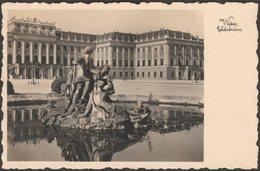 Schönbrunn, Wien, C.1950 - Schönbrunner Tiergartens Foto-AK - Schönbrunn Palace