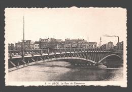 Liège - Le Pont De Commerce - Liege