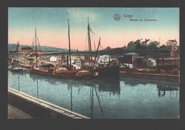 Liège - Bassin De Commerce - éd. Lux - Colorisée - Liege