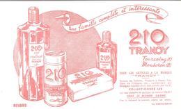 Buvard TRANOY Une Famille Complète Et Intéressante 210 TRANOY à Tourcoing Et à Mouseron - Perfume & Beauty
