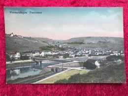 Luxembourg Wormeldingen Panorama . - Postcards