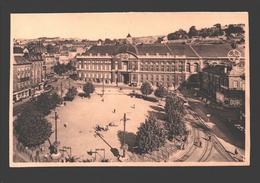 Liège - Place St-Lambert - Le Palais Des Princes-Evêques - Publicité Bayer - Liege