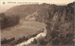 SY - Ensemble Des Roches Entre Sy Et Palogne - N'a Pas Circulé - Edit. : Hôtel Du Beau Site, Sy-Vieuxville - Ferrieres