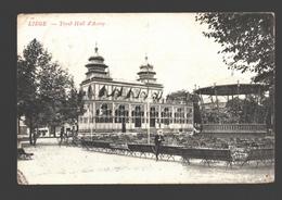 Liège - Le Trink-Hall D'Avroy - 1905 - Dos Simple - Liege