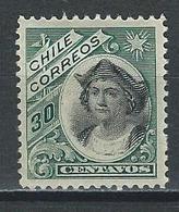 Chile Mi 72, Sc 76  * Mint Hinged - Chili