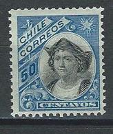 Chile Mi 73, Sc 77  * Mint Hinged - Chili