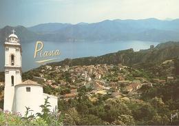 20. (2A). CPM. Corse Du Sud. Piana. Vue Générale - Autres Communes