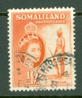 Somaliland Protectorate: 1953/58   QE II - Pictorial    SG138     10c     Used - Somaliland (Protectorate ...-1959)