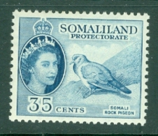Somaliland Protectorate: 1953/58   QE II - Pictorial    SG142     35c     MH - Somaliland (Protectorate ...-1959)