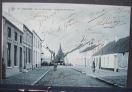 JL. 45. Jodoigne. Rue De Molambez Faubourg St Médard - Geldenaken
