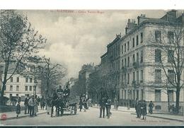 SAINT-ETIENNE   ( 42 )  Cours Victor Hugo Et Ses Animations .     T.B.E. - Saint Etienne