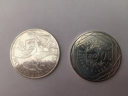 10€ Pièce 10 Euros Des Régions 2012  France Louis Bleriot - Vatican