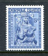 Norfolk Island 1962 Christmas MNH (SG 49) - Ile Norfolk