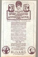 Buvard SCHAMPOING MARCEL Pour Avoir Des Cheveux Magnifiques - Perfume & Beauty