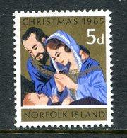 Norfolk Island 1965 Christmas MNH (SG 59) - Ile Norfolk