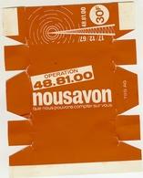 Emballage De Savon  NOUSAVON Pour L'opération 48.81.00 - Collezioni