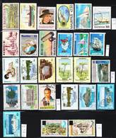 Mauritius 1980 Until 1992 Lot 9 Interesting Real Use Stamps, Used O And MNH **, I Sell My Collection! - Maurice (1968-...)