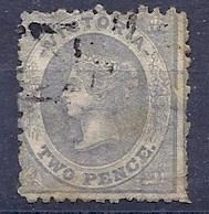180030960  VICTORIA   YVERT  .Nº   27 - 1850-1912 Victoria