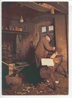 Le Sabotier (Didier Richard) Artisan Dans Son Atelier Cp Vierge N°1008 - Artisanat