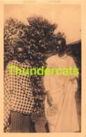 CPA RUANDA JEUNE COUPLE DE BATUTSI - Ruanda-Urundi