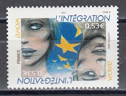 France 2006 - EUROPA: L'integration, YT 3902, Neuf** - France