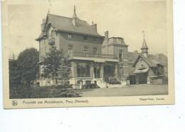 PECQ Propriété Van Monckhoven ( Petite Déchirure ) - Pecq