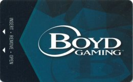 Boyd-Gaming--California [1974]     Hotel Room Keycard, Room Keys, Hotelkarte, Clef De Hotel - 1974 - Cartes D'hotel