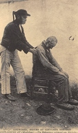 SAINT-GOURLAY - Un Rebouteux Soignant Une Maladie De Coeur - C.M.C.B. N'194 - Cecodi N'1187 - France