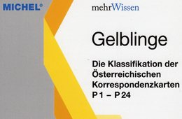 MICHEL 1.Auflage Post-Karten Österreich 2018 New 15€ Gelblinge Ganzsachen Catalogue Cards Austria 978-3-95402-234-2 - Interi Postali