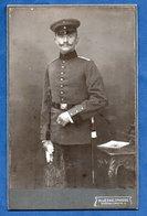 Photo --  Soldat Allemand -- Spandau - Guerre, Militaire