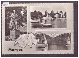 FORMAT 10x15cm - DISTRICT DE MORGES - MORGES  - TB - VD Vaud