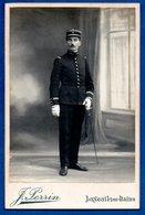 Photo --  Soldat Français -- Luxeuil Les Bains - Guerre, Militaire